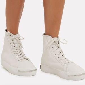 Alexander Wang Nola High-Top Sneakers
